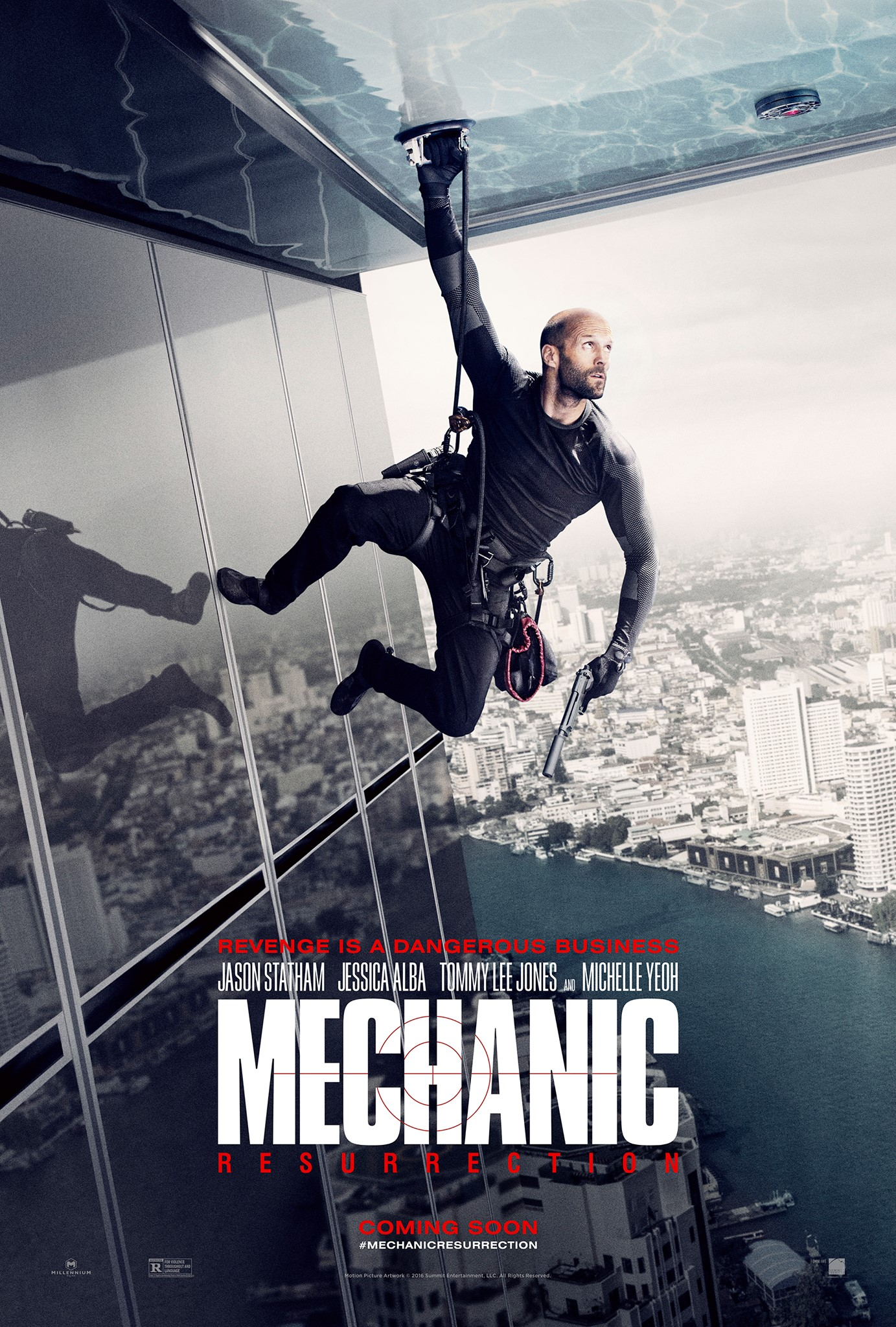 "A Sneak Peek into ""Mechanic: Resurrection‬"""