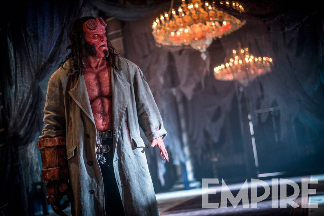 New Image From Hellboy