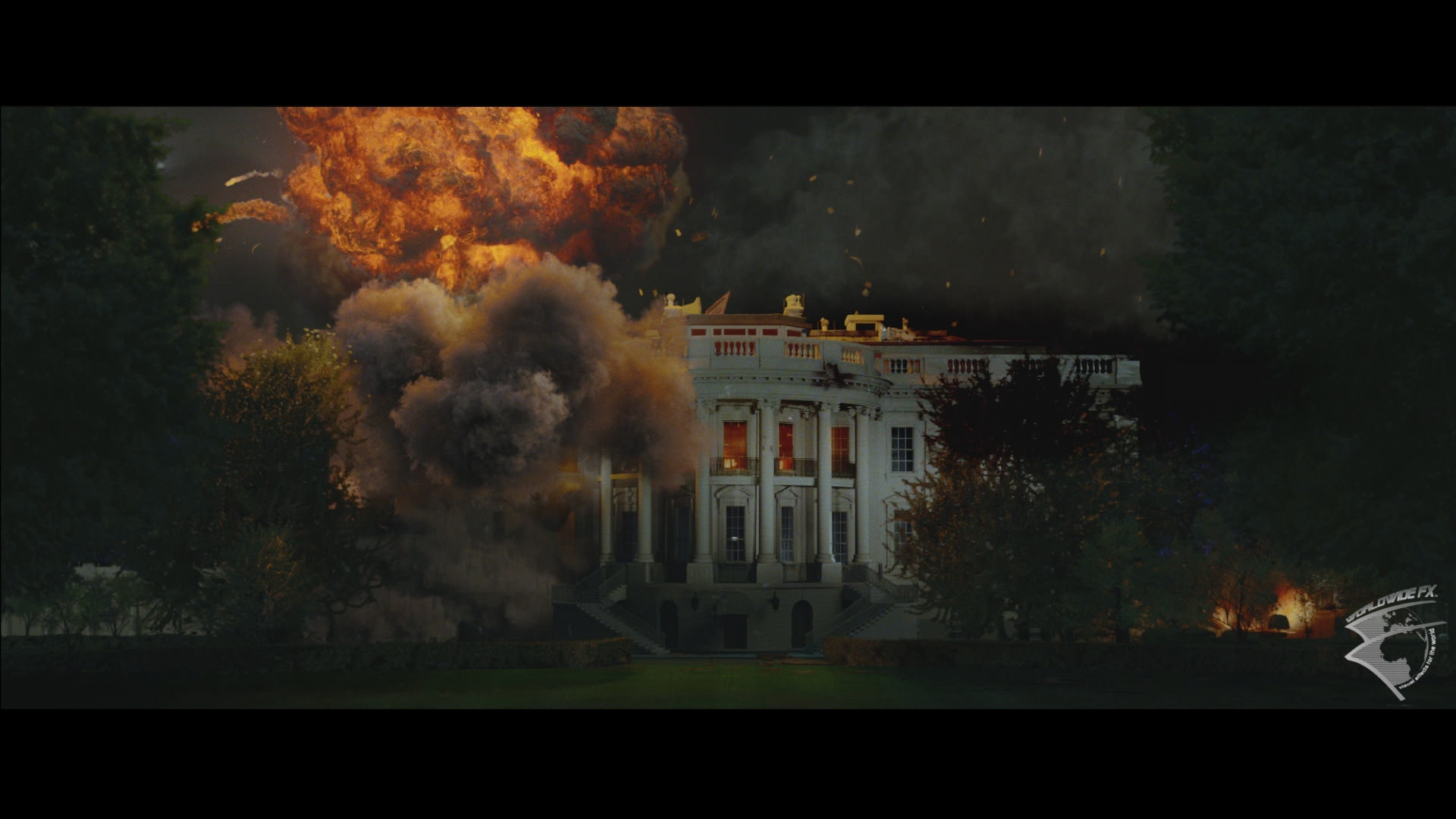 How VFX destroyed and saved Washington? That is how: